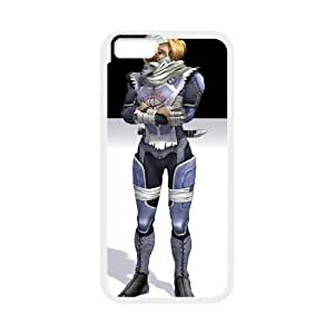 iPhone 6 Plus 5.5 Inch Cell Phone Case White Super Smash Bros Sheik LSO7889449