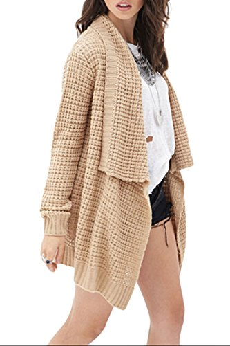 Sovoyant Womens Sleeve Cardigan Sweater