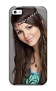 Christopher B. Kennedy's Shop New Arrival Cover Case With Nice Design For Iphone 5c- Victoria Justice