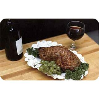 Buffalo & Elk Steak Combo - 2/10oz Strip Loin, 2/6oz Rib Eye by FTG Game Meats