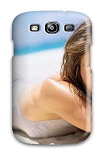 Quality AnnDavidson Case Cover With Elizabeth Hurley Euro 2013 Nice Appearance Compatible With Galaxy S3