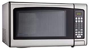 Danby DMW111KPSSDD Countertop Microwave (B007V7G5TU) | Amazon price tracker / tracking, Amazon price history charts, Amazon price watches, Amazon price drop alerts
