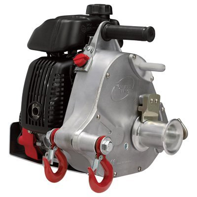 PCW5000-HK Portable Gas Powered Winch and Accessories Portable Winch Gas-Powered Portable Capstan Winch