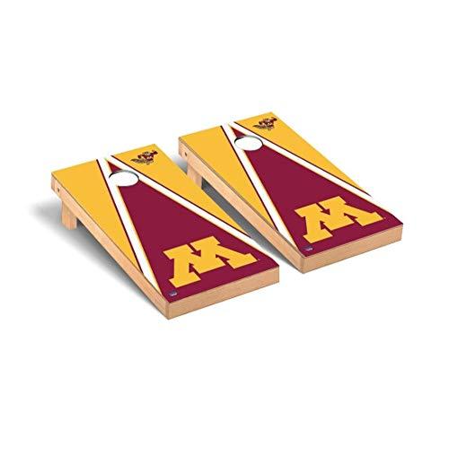 Minnesota Corn (Victory Tailgate Minnesota Golden Gophers Regulation Cornhole Game Set Triangle Version)