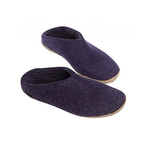 Women Slippers Glerups Women Glerups Slippers Slippers Purple Glerups Women Purple qffa7XR4w