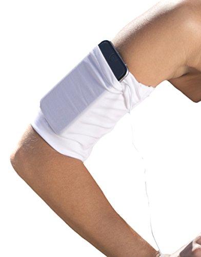 Bondi Band Armband, White, Small