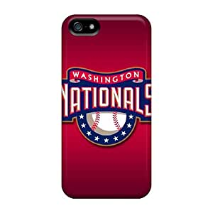 Faddish Phone Washington Nationals Case For Iphone 5/5s / Perfect Case Cover