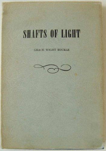 Shafts Of Light - Signed Buckle