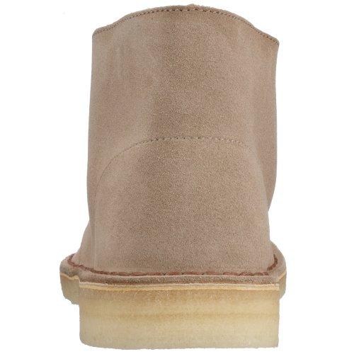 11176 Originals Desert stringate Scarpe Beige Clarks Sand Uomo Boot 6P45q4