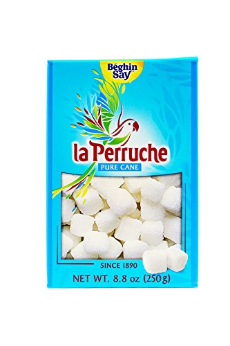 La Perruche Pure Cane Sugar Cubes, White, 8.8 Ounce (Best Absinthe In The World)
