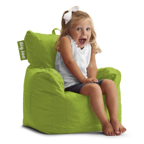 Big Joe Cuddle Chair, Spicy Lime (Bag Kids Bean Chairs)