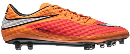 new products 328f0 1a29c Galleon - Nike Men s Hypervenom Phantom FG - (Hyper Crimson White-Atomic  Orange) (8)