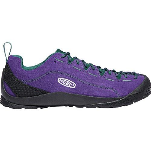 Jasper Keen (KEEN Women's Jasper-W Hiking Shoe, Petunia/June Bug, 9 M US)