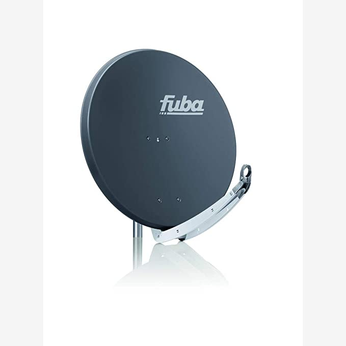 Fuba Daa 850 Satellitenspiegel 85cm Anthrazit Elektronik