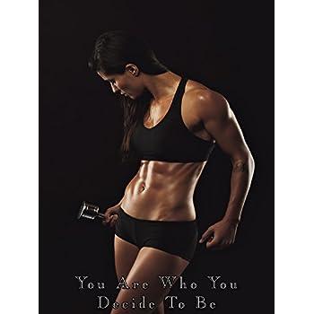 Amazon.com: Fitness Model Poster Female Bodybuilder