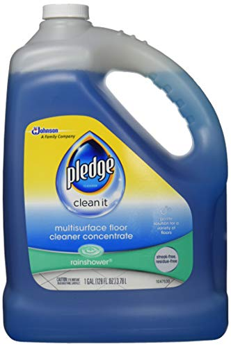Pledge Floorcare Multi Surface Concentrated Cleaner, 128 Fluid - Soap Floor