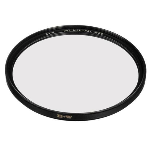 B+W 105mm Clear Filter with Multi-Resistant Coating MRC (007M) by B+W