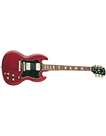 Gibson Sg Electric Guitar Plans - Full Scale - To Make a Guitar -