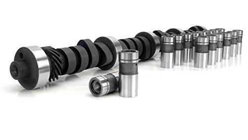 Engine Pro Torque Cam Flat Tappet Camshaft & Lifters Kit for Ford 351W Windsor .448/.472 (Tappet Camshafts)