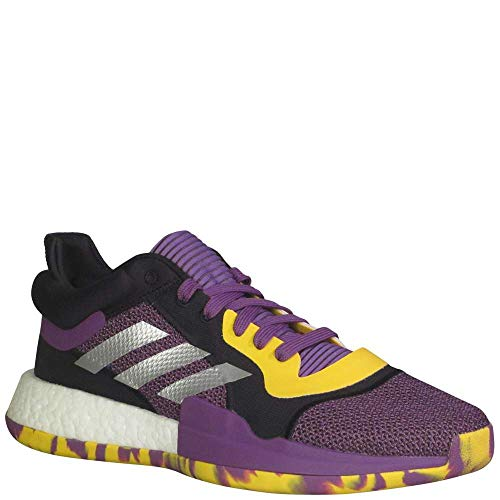 adidas Men's Marquee Boost, Active Legend Purple/Bold Gold, 13 M US