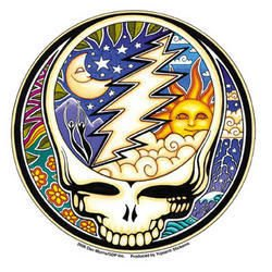 Dan Morris - Grateful Dead Night and Day