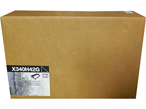 Lexmark Photoconductor Kit for US Government, 30000 Yield, TAA Compliant Version of X340H22G (X340H42G)