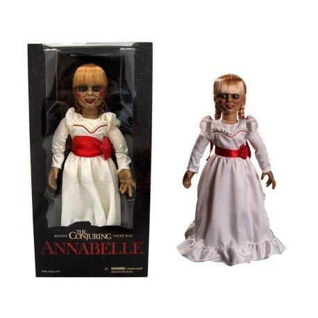 Mezco Toyz Annabelle Prop Replica Doll Standard -