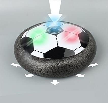 Hover Ball con música - Air Power Soccer Toy para niños Indoor ...