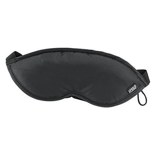 Lewis N. Clark Comfort Eye Mask With Adjustable Straps Blocks Out All Light, - Clark Lewis Store And