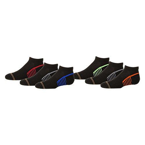 Gold Toe Big Boys Sporty Liner Sock 6-Pack