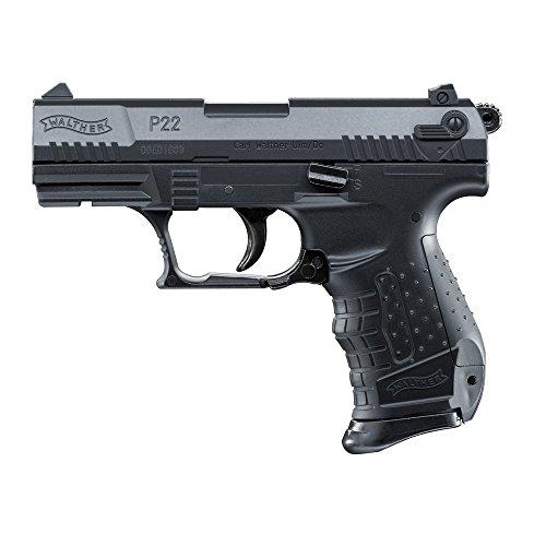 Walther Softair P22 inklusiv Ersatzmagazin mit Max 0.5 Joule, 2.5179
