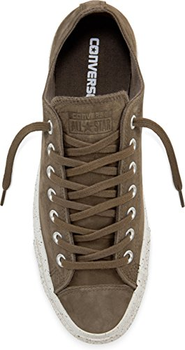 Converse Unisex adulto Ox Putty Pale Chuck Smoke Lea Core Taylor Sneaker Engine Malted FRHrnF
