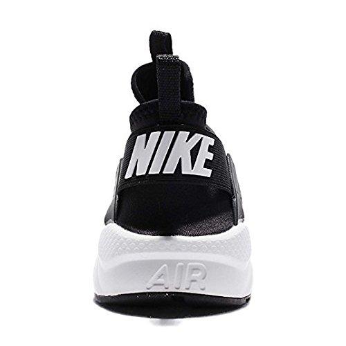 NIKE Kid's Air Huarache Run Ultra GS, Black/White, Youth Size 6.5 by NIKE