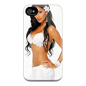New Fashionable Mycase88 BeS30136ssgk Covers Cases Specially Made For Iphone 6(nicole Scherzinger)