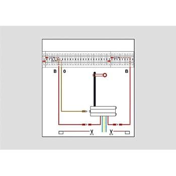 amazon com marklin ho scale c track signal hookup kit toys & games house ac wiring diagram marklin ho scale c track signal hookup kit