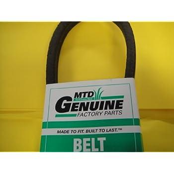 Amazon.com: Genuine MTD Cortacésped Belt 954/754- 04045 el ...