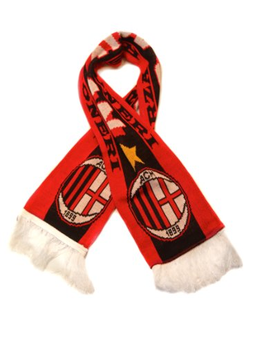 - AC Milan - Premium Fan Scarf, Ships from USA