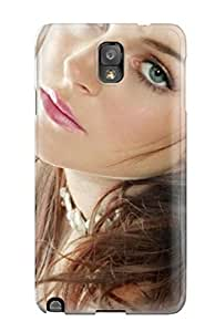 Flexible Tpu Back YY-ONE For Galaxy Note 3 - Female Celebrity S2 Pics4