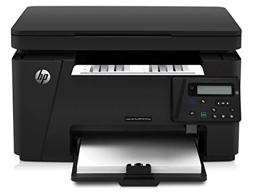HP LaserJet Pro M125nw All-in-One Wireless Laser Printer (CZ173A) (Certified Refurbished)