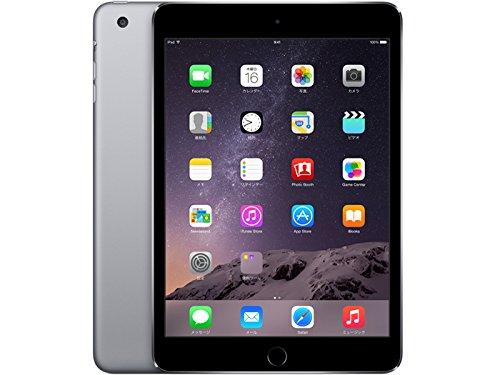 iPadmini3 16GB(スペースグレイ)