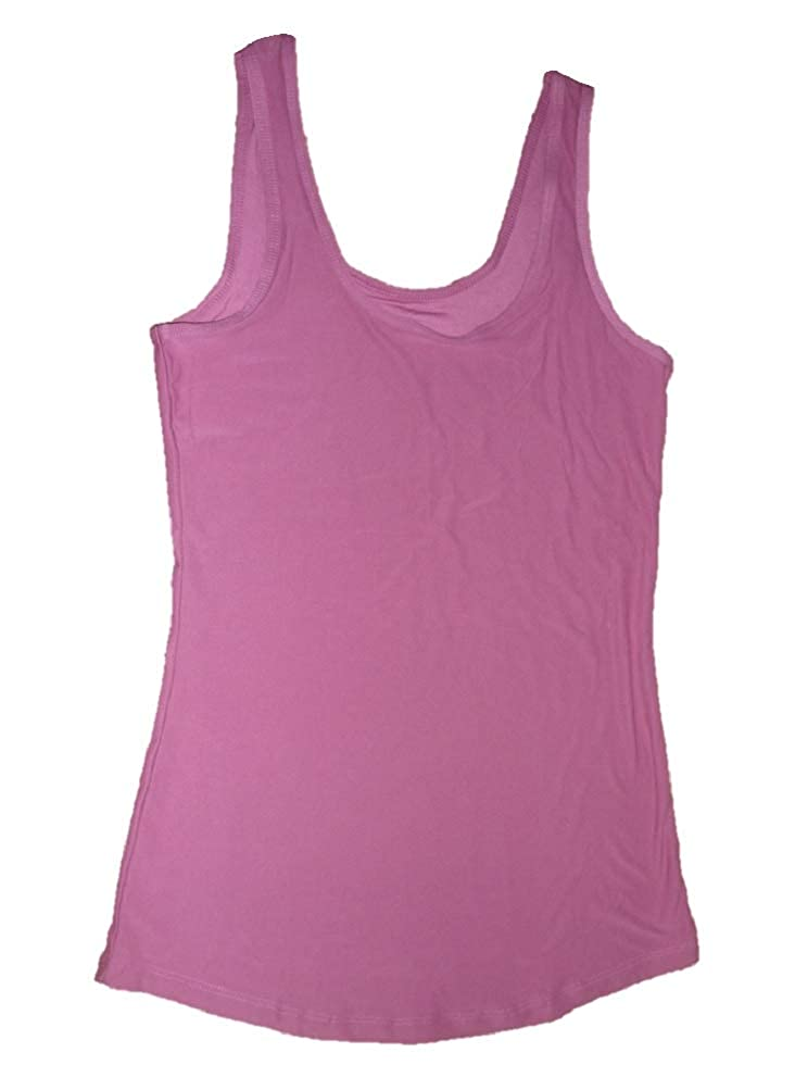 7645e838a258d Amazon.com  No Boundaries Juniors Womens Scoop Neck Tank Top  Clothing