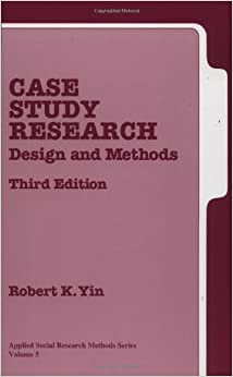Case study research design and methods pdf yin   websitereports        Case Study Research  Design and Methods  Applied Social Research Methods  by Robert K