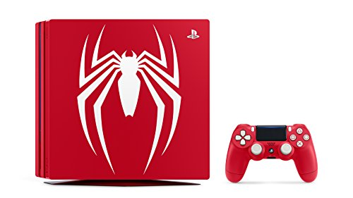 PlayStation 4 Pro 1TB Limited Edition Console - Marvel's Spider-Man Bundle [Discontinued] 4