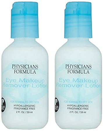 Physicians Formula Eye Makeup Remover Lotion, For Normal to Dry Skin 2 oz (Pack of 3) Udder Cream, Skin Moisturizer, 2 Ounce Tube, Developed to keep the udders of dairy cows moist and prevent chapping this moisturizer also works to.., By Udderly Smooth Ship from US