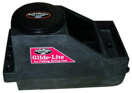Strike Master Ice Augers Glide-Lite Sled by Strike Master