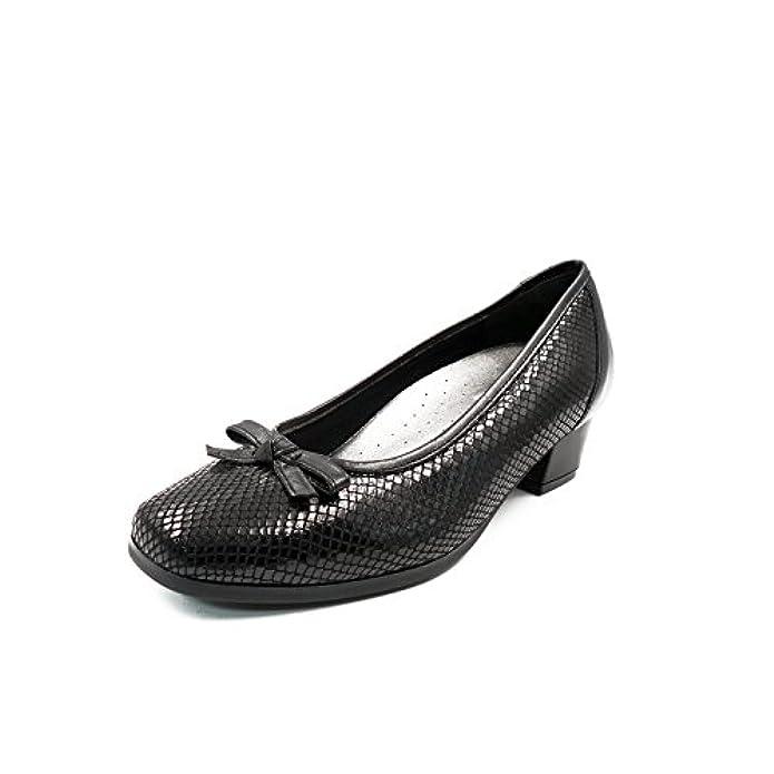 Scarpe E Borse Da Donna Col Tacco Doctor Cutillas 81607 106 Negro