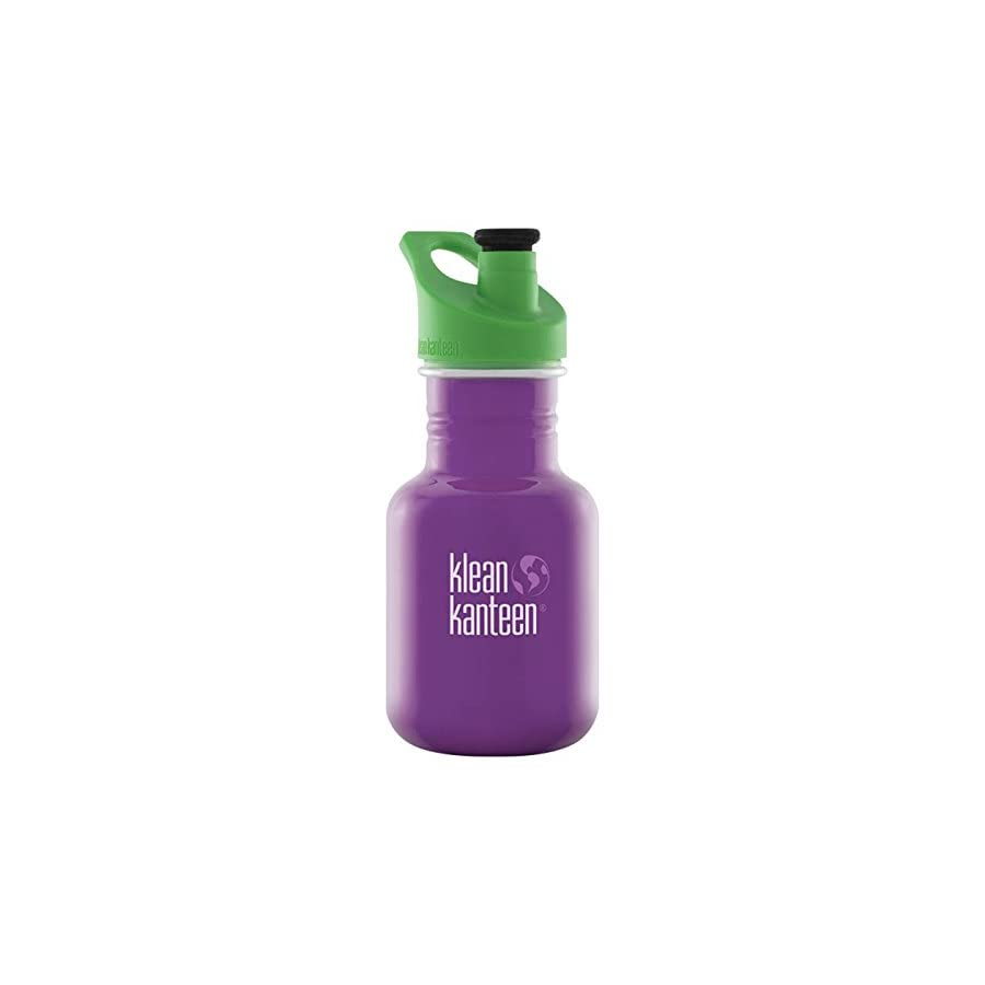 Klean Kanteen Kid SPT 3.0 12 Oz Sugar Plum