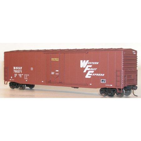 (HO KIT 50' Plug Door Welded Box, BNSF/WFEX ACU5815 )