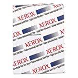 Xerox 3R11458 - Digital Color Elite Gloss Cover Stock, 80 lbs., 8-1/2 x 11, White, 500 Sheets