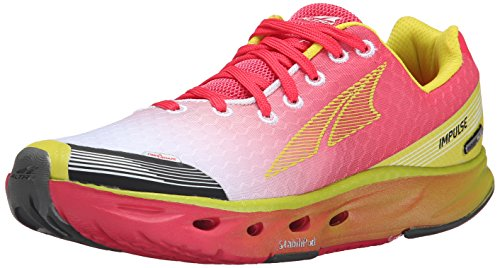 Cheap Altra Women's Impulse Running Shoe, Magenta Fade, 6 M US